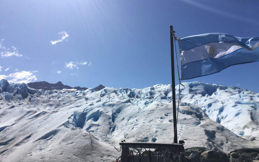 A Nomad Online – Lara in Patagonia