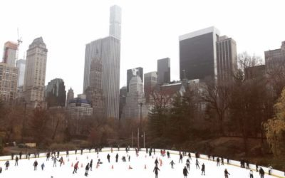 Digital Nomad with Family – New York City in the Winter