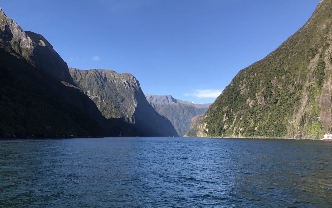 Adventures in New Zealand | Milford Sound