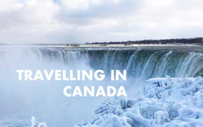 Travelling in Canada