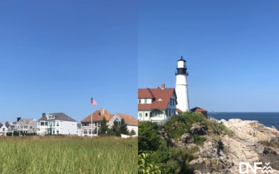 An Unexpected Trip to Portland, Maine