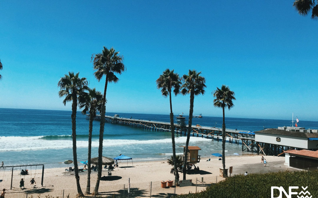 San Clemente CA, A True Breath of Fresh Air