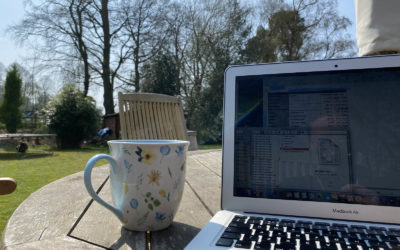 How To Make A Productive Work From Home Routine