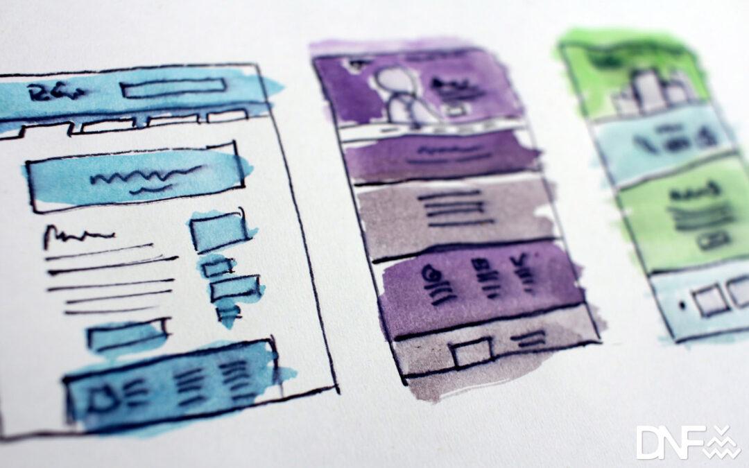 designing a good website