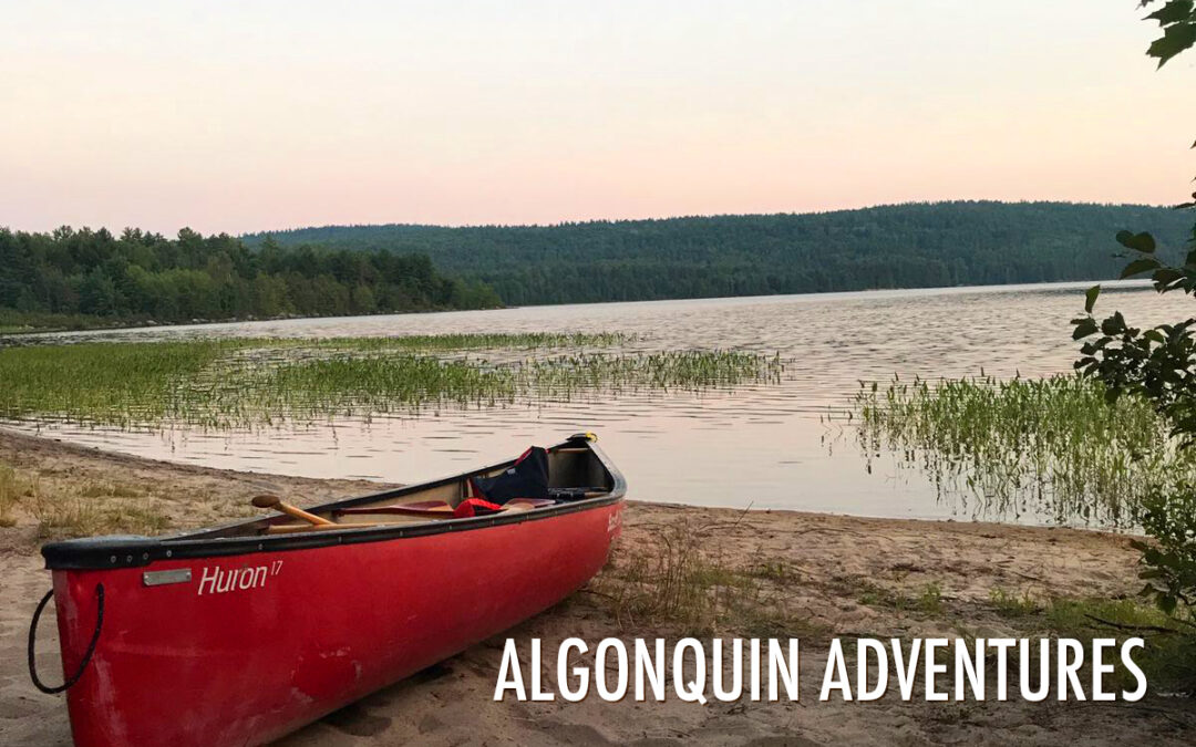 Adventures in Algonquin, Canada